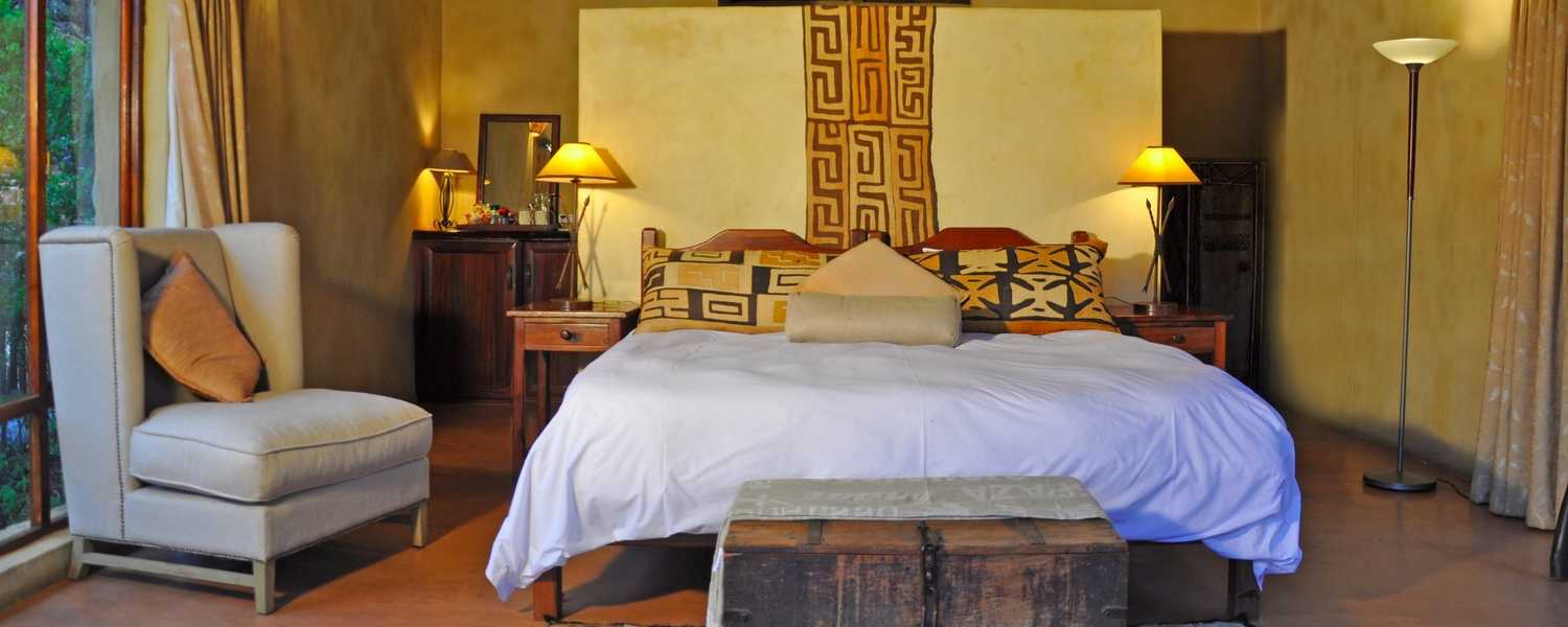 Chalets, Iwamanzi Private Game Lodge